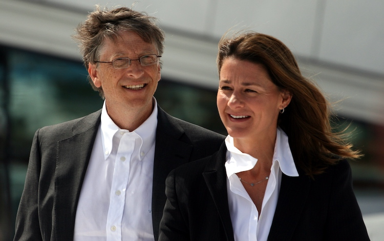 Photo: Bill and Melinda Gates have committed funds to research the disease and manufacture a vaccine when one becomes available. Credit: Kjetil Ree, CC BY-SA 3.0