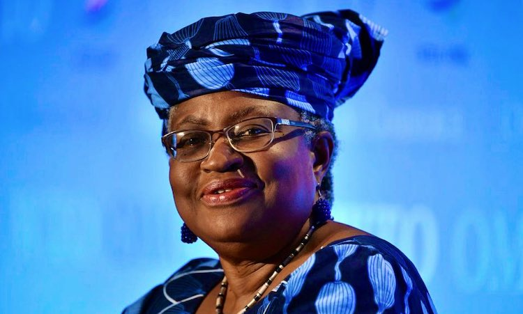 Photo: Dr. Ngozi Okonjo-Iweala. Source:Twitter