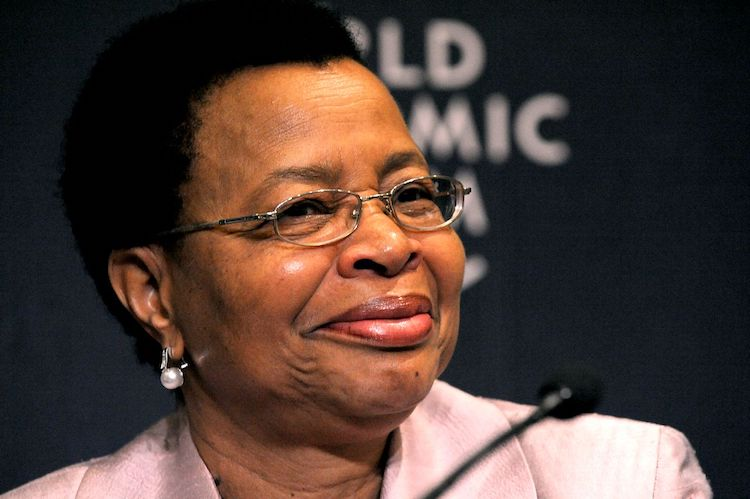 Photo: Graça Machel at the World Economic Forum on Africa 2010. CC BY-SA 2.0
