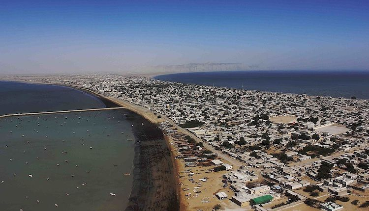 Photo: The Chinese-backed Baloch port city of Gwadar – with seashores on both sides – on the southwestern coast of Balochistan, one of the four provinces of Pakistan, which has witnessed multiple attacks on its Hazara Shiite minority as well as in May on a highly secured luxury hotel frequented by Chinese nationals in Gwadar. CC BY-SA 4.0