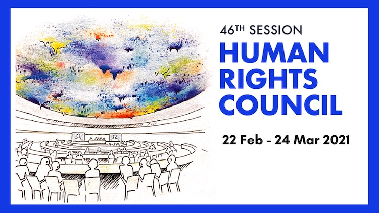 Image credit: UN Human Rights Council (UNHRC)