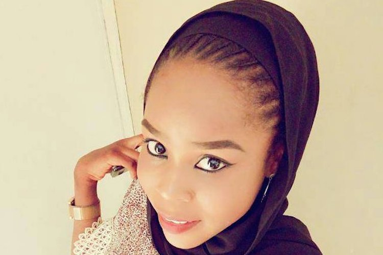 Photo: Hauwa Leman, an aide worker with the International Committee of the Red Cross (ICRC), killed by a faction of Boko Haram. Credit: Business Day