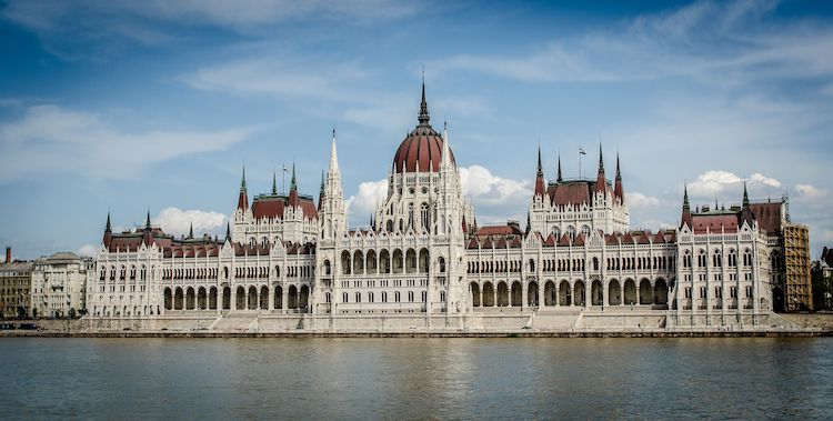 Photo: The building of the Hungarian Parliament, May 2013. According to TI, Hungary is one of the most alarming examples of shrinking civil society space in Eastern Europe. Credit: Wikimedia Commons.