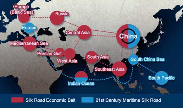 Economic Cooperation In The Indian Ocean Region And The One Belt One Road Initiative A Threat Or An Opportunity Idn Indepthnews Analysis That Matters