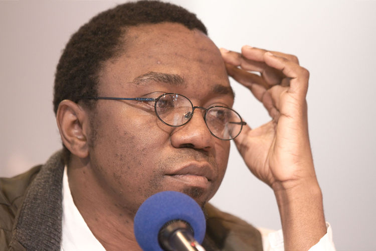 Photo: Patrice Nganang by Georges Seguin (Okki) - Own work, 28 March 2010, Credit: Wikimedia Commons.
