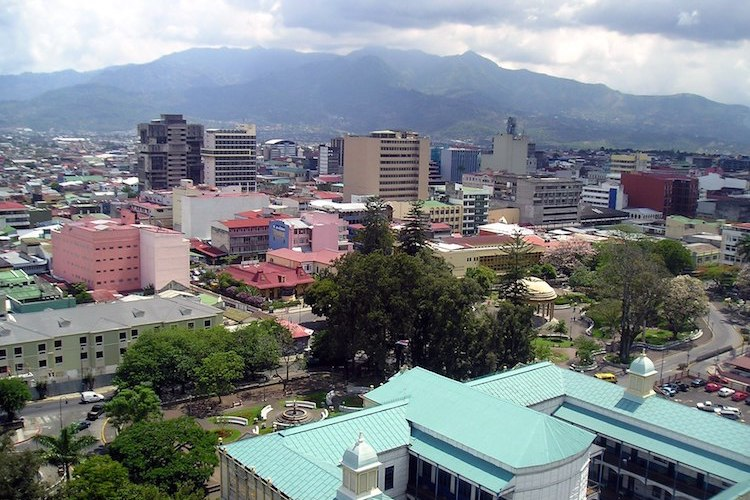 Photo: View of San José from the Museum of Jade. Credit: CC BY-SA 3.0
