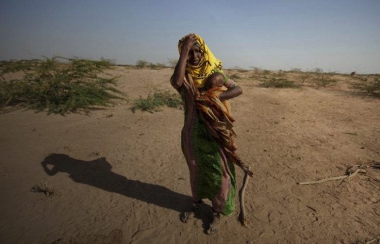 Photo: Oxfam responded to the drought in Ethiopia in 2016, and is continuing to help affected people in Ethiopia and the Horn of Africa region. Credit: Abbie Trayler-Smith/Oxfam.