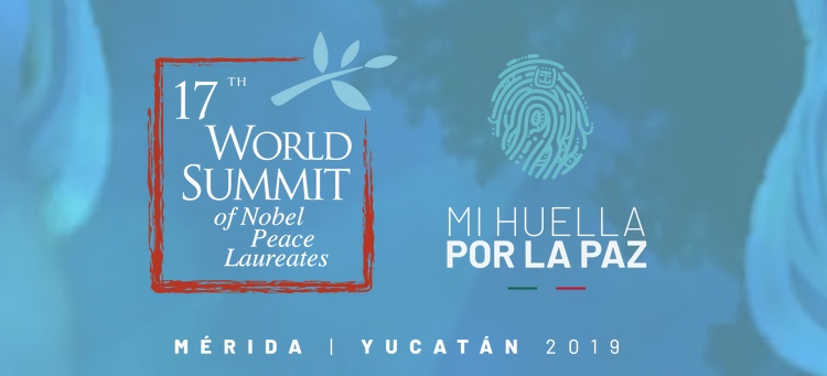 Image credit: World Summit of Nobel Peace Laureates.