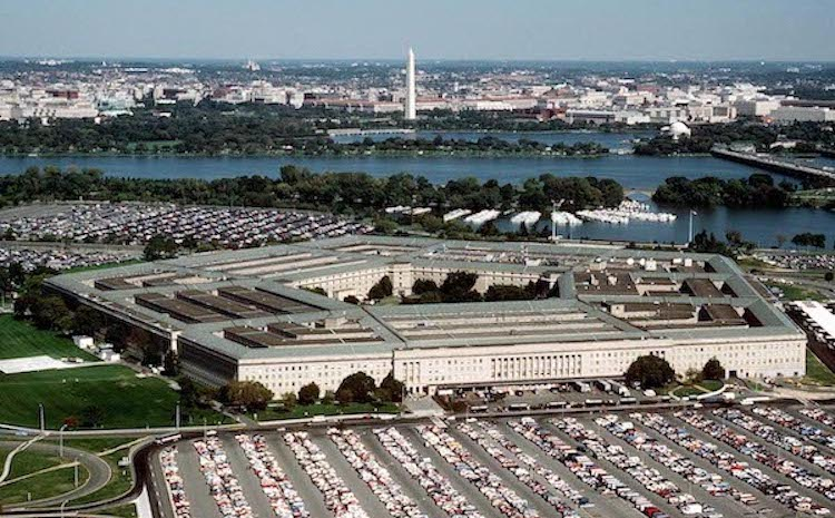 Photo: The Pentagon U.S. Department of Defense building Credit: Wikimedia Commons