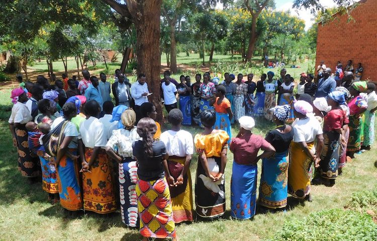 Photo: Women Vision Workshop in Malawi. Source: Empower.