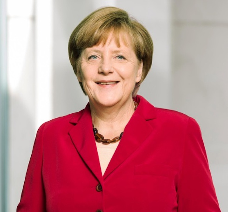 Photo: Angela Merkel. Credit: Federal Government/Steffen Kugler
