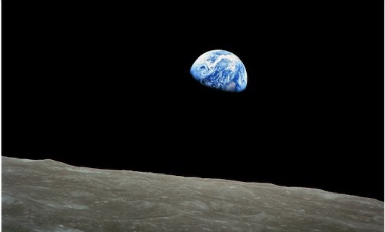 Image: Earthrise | By NASA/Bill Anders - Public Domain.