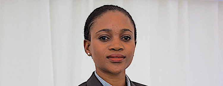Photo: Bogolo Kenewendo of Botswana is also adviser to the UN Secretary-General on digital cooperation. Credit: UN