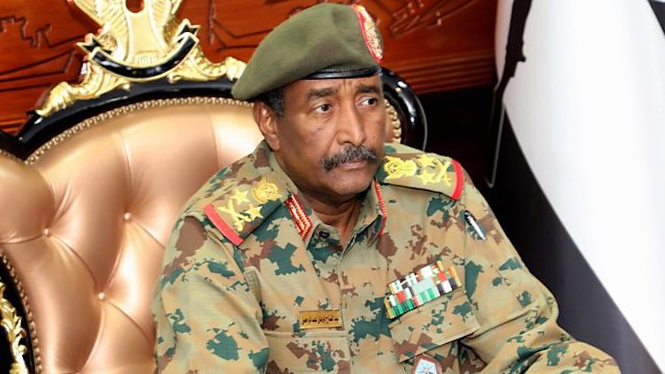 Photo: Lieutenant General Abdel Fattah al-Burhan, the head of Sudan's Transitional Military Council (TMC), has close ties to the UAE and Saudi Arabia. CC BY-SA 4.0