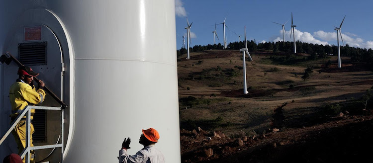 Photo: Clean Energy. Credit: UN