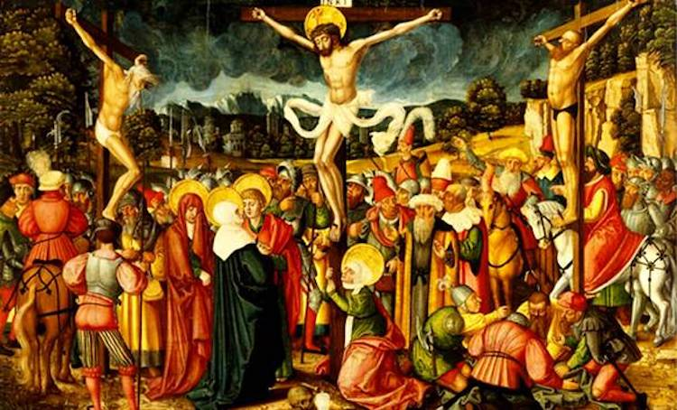 Image: Principally practiced in antiquity, it is one of the most well-known execution methods due to the crucifixion of Jesus Christ. Credit: list25.com