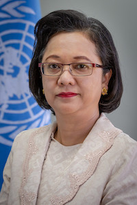 Armida Salsiah Alisjahbana, ESCAP Executive Secretary. Credit: ESCAP