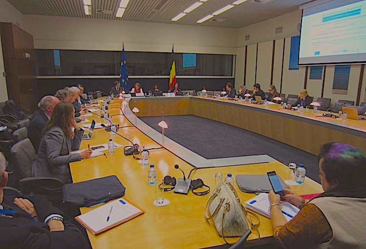 Photo: A glimpse of the 7th European Union Nonproliferation and Disarmament Conference in Brussels. Credit: European Union.