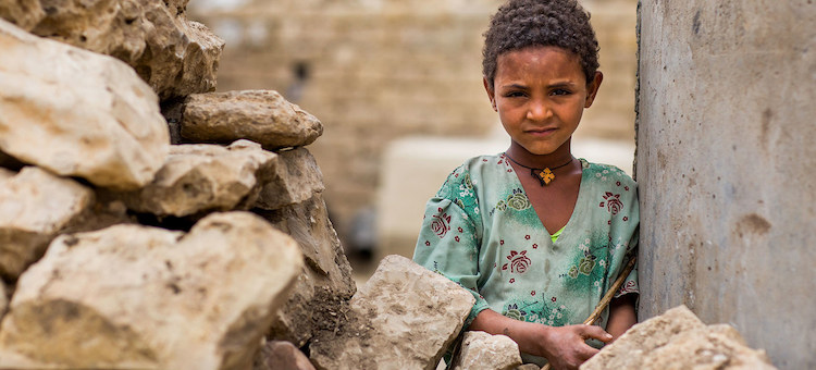 Photo: The Tigray region faces some of the toughest development challenges in Ethiopia. (file photo). Credit: UNICEF/Zerihun Sewunet