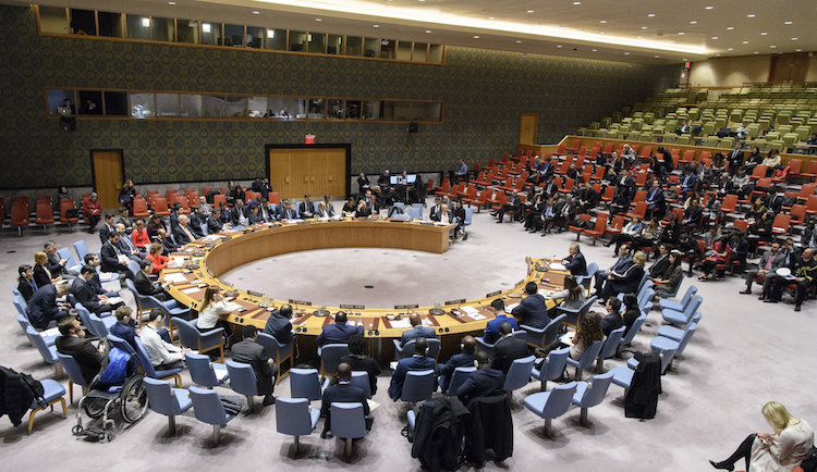Photo: UN Security Council. Credit: UN
