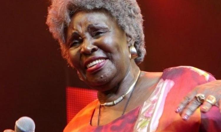 Photo: Late Mama Dorothy Masuka. Source: Music Africa.
