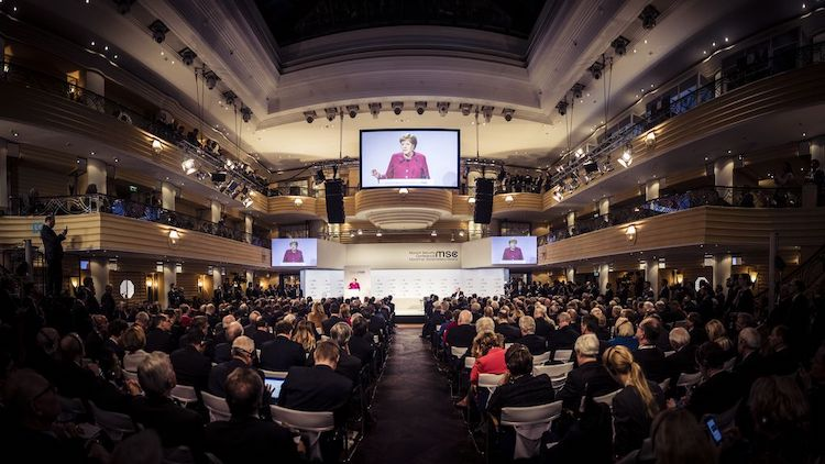 Photo credit: Munich Security Conference.