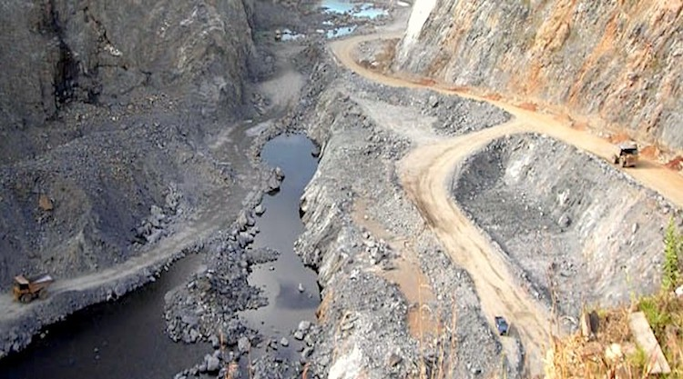 Image: Owned by Ethiopian-born Saudi billionaire Mohammed Hussein al-Amoudi, MIDROC Gold Mine Plc has operated the open-cast mine in Guji zone of the Oromia region for more than two decades. (Image courtesy of Wardell Armstrong.)