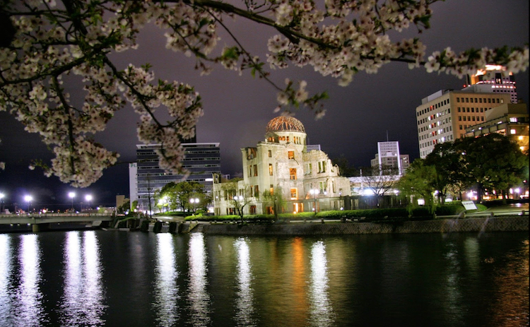Photo courtesy of UNITAR Hiroshima Office.