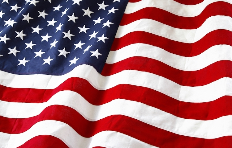 Image: U.S. Flag. Credit: military.com