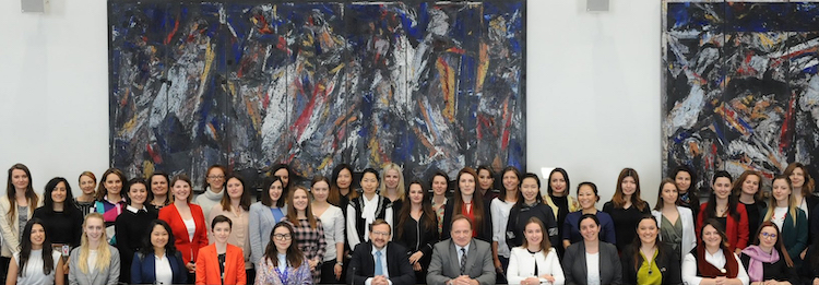 Photo: The second training on Conflict Prevention through Arms Control, Disarmament and Non-proliferation jointly organized by UNODA and the OSCE in May 2019 at Vienna International Centre. Credit: UNODA, Vienna Office.