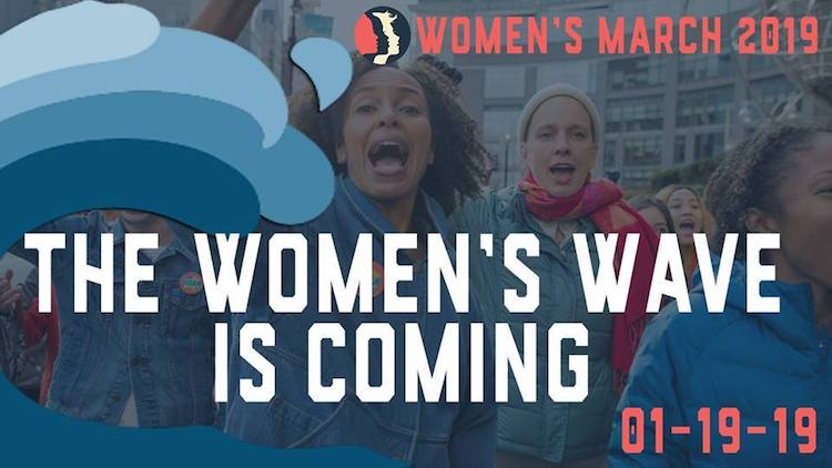 Photo credit: Women's March Action Network